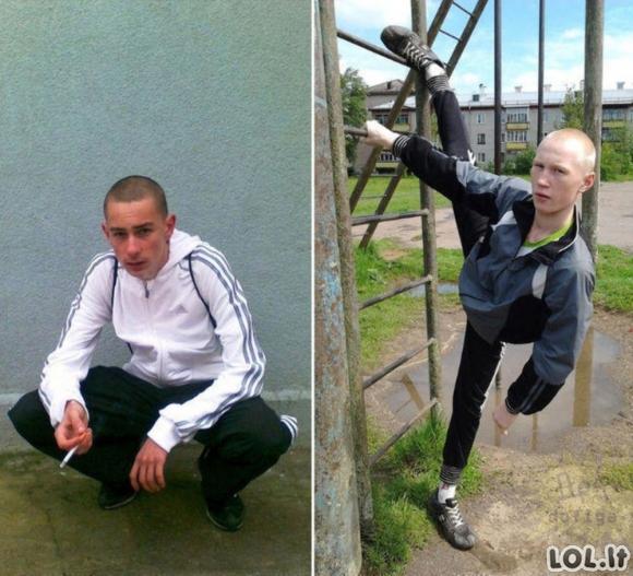 Rusai socialiniuose tinkluose [GALERIJA]