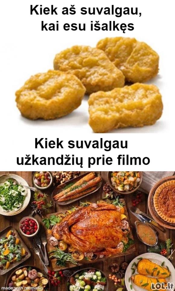 Maisto magija