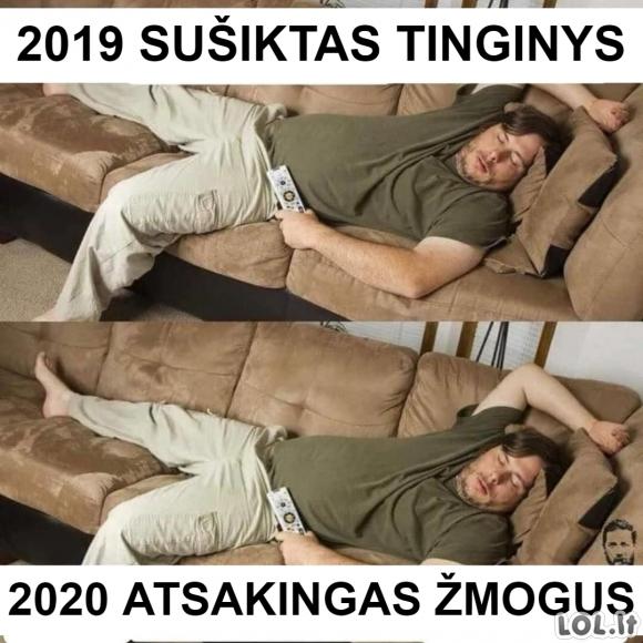 Kaip iš nieko tapau labai svarbiu žmogumi 2020-aisiais metais