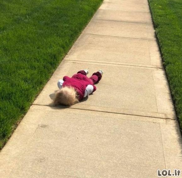 Tėvai neturi kada nuobodžiauti [GALERIJA]
