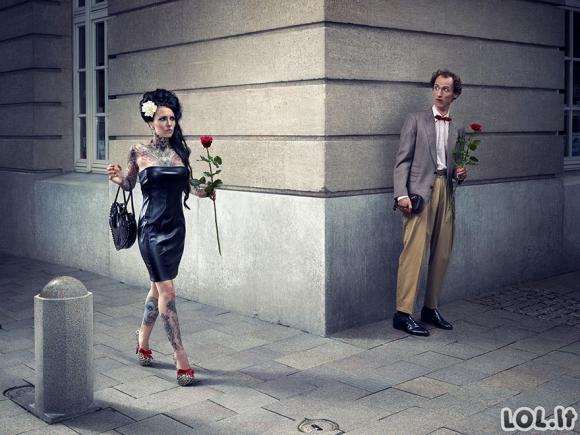Išradingų fotografijų meistras nepalieka abejingų internete