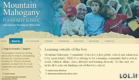 Friends of Mountain Mahogany Community School
