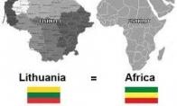 Lietuvoje gyventi gera
