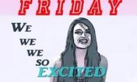 Kad jau penktadienis!