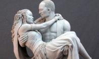 Statulos, ufonautai ir simpatiška panelė