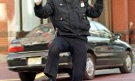 Apie čiukčią, policininką, blondinę