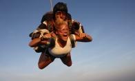 Apie parašiutistus, klaustrofobiją ir kiti