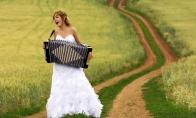 Apie vestuves, Egį ir gruzinus