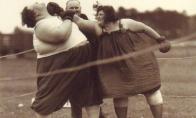 Apie žmonas, vaikus ir boksą