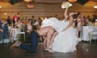 Apie vestuves, bobutes ir paleistuves