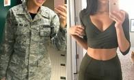 Apie pokalbį tualete, porelę ant suoliuko, merginą armijoje