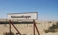 Kolmanskopas – miestas vaiduoklis dykumoje