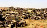 Karo laužynas Eritrėjoje