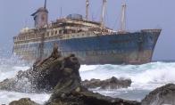 Laivas nugrimzdęs amžiams