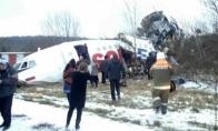 Lėktuvo katastrofa (9 nuotraukos)