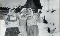 Štai taip pasikeitė rusaičių stilius per pusę amžiaus (2 nuotraukos)