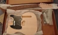 Elektrinės gitaros gamyba