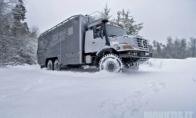 Mercedes-Benz Zetros prabangioms kelionėms