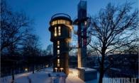 Vandens bokšte - namas
