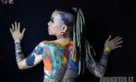 Ekstremalios tatuiruotės