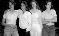 «The Brown Sisters» - kaip gražiai pasenti