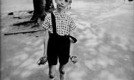Diane Arbus: baisus berniukas