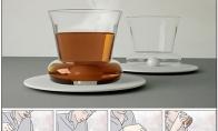 Neįprasti puodelių dizainai