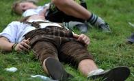 """Prasidėjo tradicinė alaus šventė """"Oktoberfest"""""""