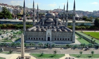 Parkas Miniaturk Stambule