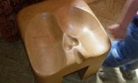 30 neįprasčiausių kėdžių