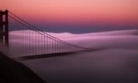 San Francisko rūkas