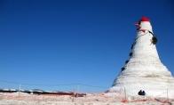 Didžiausia Sniego boba pasaulyje