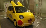 Pokemonų automobiliai