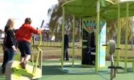 Anglijoje sportuojantys žmonės gamins elektros energiją