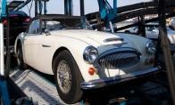 Pavogtas automobilis sugrįžo pas šeimininką po 42 metų
