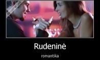 Rudens romantika