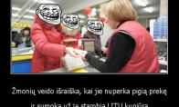 Parduotuvių troliai