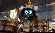 Restorane Kinijoje padavėjais dirba robotai