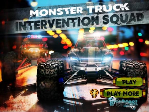 Dienos žaidimas: Monstriškas pagalbos sunkvežimis