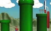 Super Mario kašis