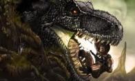 Mančesteris prieš T-Rexą