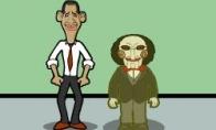 Obamos pjūklas
