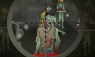 Zombių šaudyklėlė
