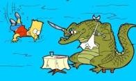 Barto pabėgimas iš salos