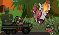 Kiaulės kamikadzės