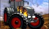 Žaidimas: užaugęs būsiu traktoristas!