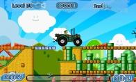 Penktadienio žaidimas: traktoristas mario