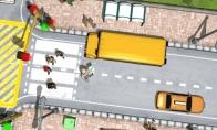 Sekmadienio žaidimas: Mokomės vairuot busą