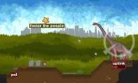 Dienos žaidimas: Išlikimas Jūros periodo parke