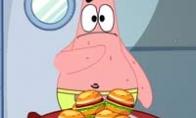 Dienos žaidimas: Kempiniukas dievina mėsainius!